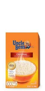 Amazon.com : UNCLE BEN'S Original Long Grain White Rice