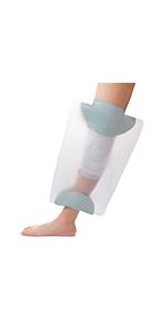 leg cast cover