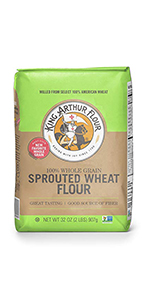 Amazon.com: King Arthur Flour Premium 100% Whole Wheat