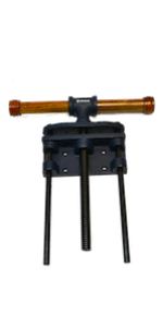 GROZ 7-inch Woodworking Front Vise