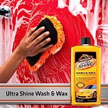 Armor All Premier Car Care Kit - Ultra Shine Wash & Wax