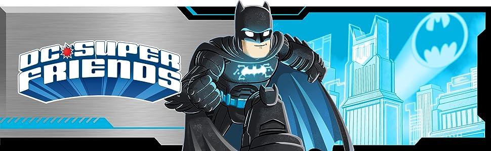 Imaginext DC Super Friends Transforming Bat-Tech Batbot - DC Super Friends Ad