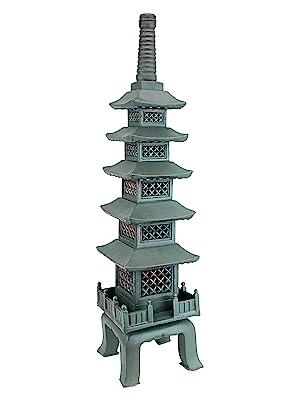 The Nara Temple Pagoda Asian Decor Garden Statue