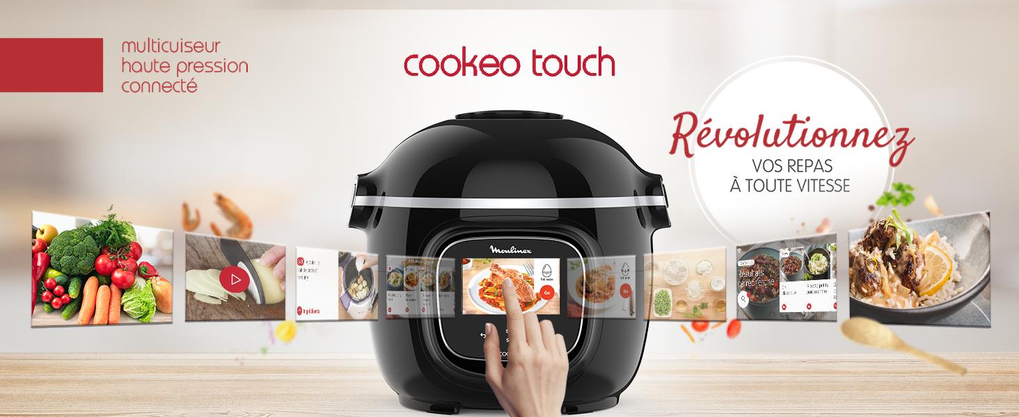 cookeo, cuit vapeur, cookeo moulinex, cuiseur vapeur inox, thermomix, cookeo connect, cuit vapeur