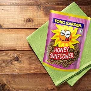 Honey Sunflower Seeds 110g