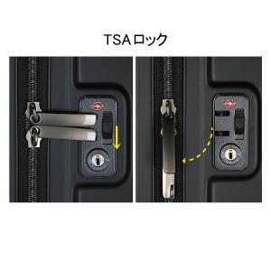 TSAロック スライダー差込式錠前 ジッパータイプ シフレ