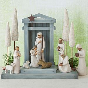 Willow Tree Nativity, Nativity Set, Nativity Figurines