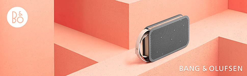 Bang & Olufsen Beoplay A2 Active Wireless Speaker
