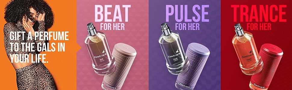 Fastrack Perfumes