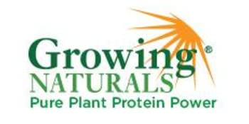 RICE PROTEIN GROWING NATURALS