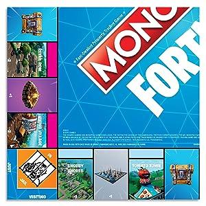 monopoly, board game, monopoly board game, fortnite, monopoly fortnite
