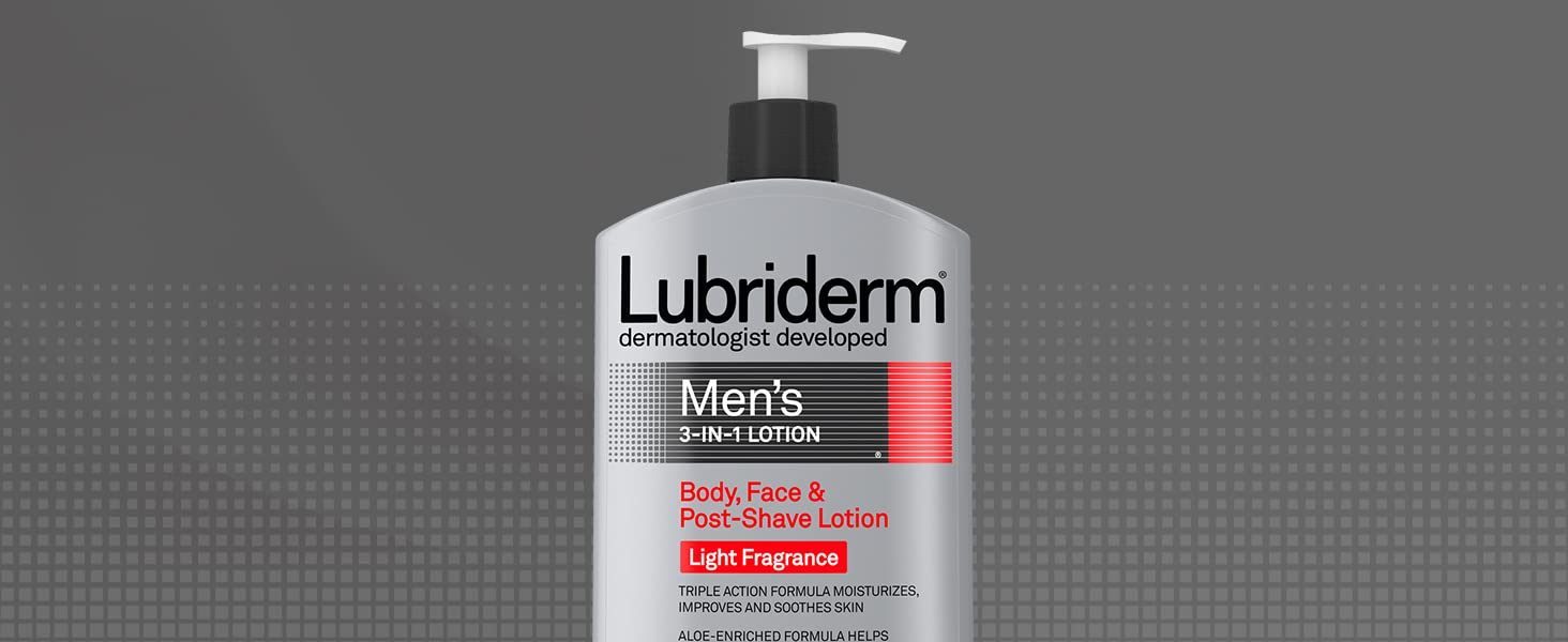: mens lotion, mens body lotion, daily lotion, lotion with aloe, moisturizing lotion, body lotion