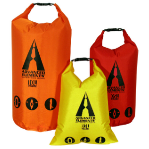 three pack of rolltop bags