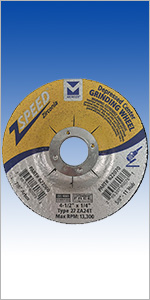 Mercer Industries 623550 Type 27 All Metals Grinding Wheel 20 Pack 7 x 1//4 x 7//8 Single Grit Mercer Tool Corp - Tools 7 x 1//4 x 7//8 Single Grit