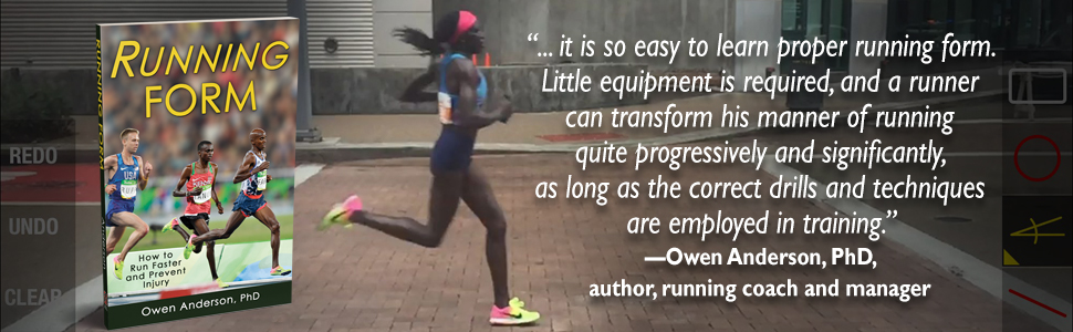 Running Form: How to Run Faster and Prevent Injury: Owen Anderson ...
