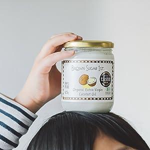 ブラウンシュガーファースト ココナッツオイル 中鎖脂肪酸 MCT オーガニック 低糖質 糖質制限 免疫力