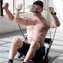 core max pro, resistance bands, pro grade resistance bands, core workout, resistance training