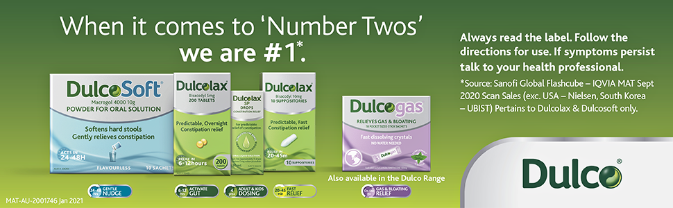 Dulcolax;laxative;constipation;relief