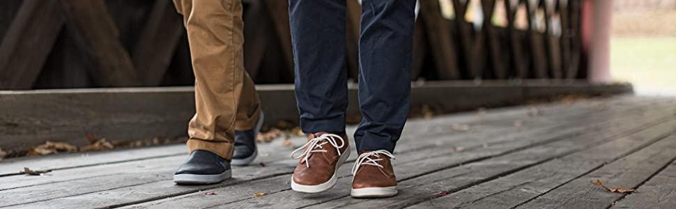 Colchester Oxford Fashion Sneaker