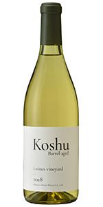 シャトー酒折ワイナリー 甲州樽熟成 i-vines vineyard 720ml