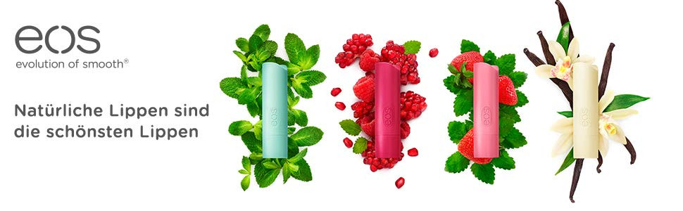 eos Organic Stick Lippenpflegestift