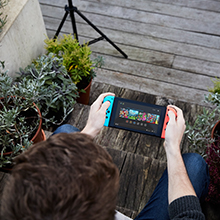 Cartão SanDisk microSDXC para Nintendo Switch