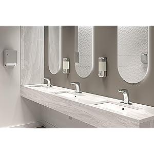 Symmons Ultra Sense Sensor Activated Single Hole Bathroom