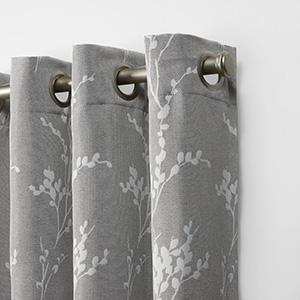 grommet curtains, rod pocket curtains, tab top curtains, long curtains, short curtains, curtains