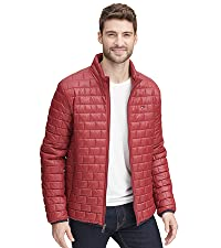 Quilted Packable Jacket