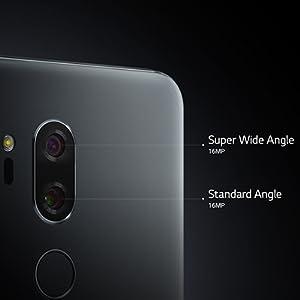 Dual 16MP Cameras