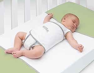 Safe Sleep Baby Swaddle Blanket
