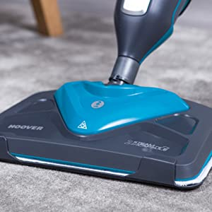 steam capsule 2in1 steam mop all floors