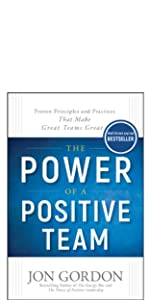 power of positive team, jon gordon, jon gordon books, jon gordon guides, jon gordon fables