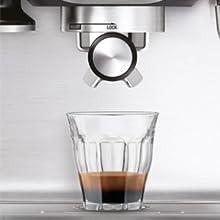 Precise Espresso Extraction