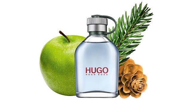 Hugo Man Ingredients