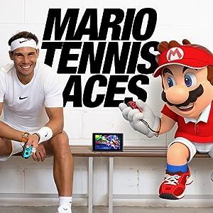 mario,tennis,switch,summer,wimbledon,sports,kids,multiplayer,rafal,nadal