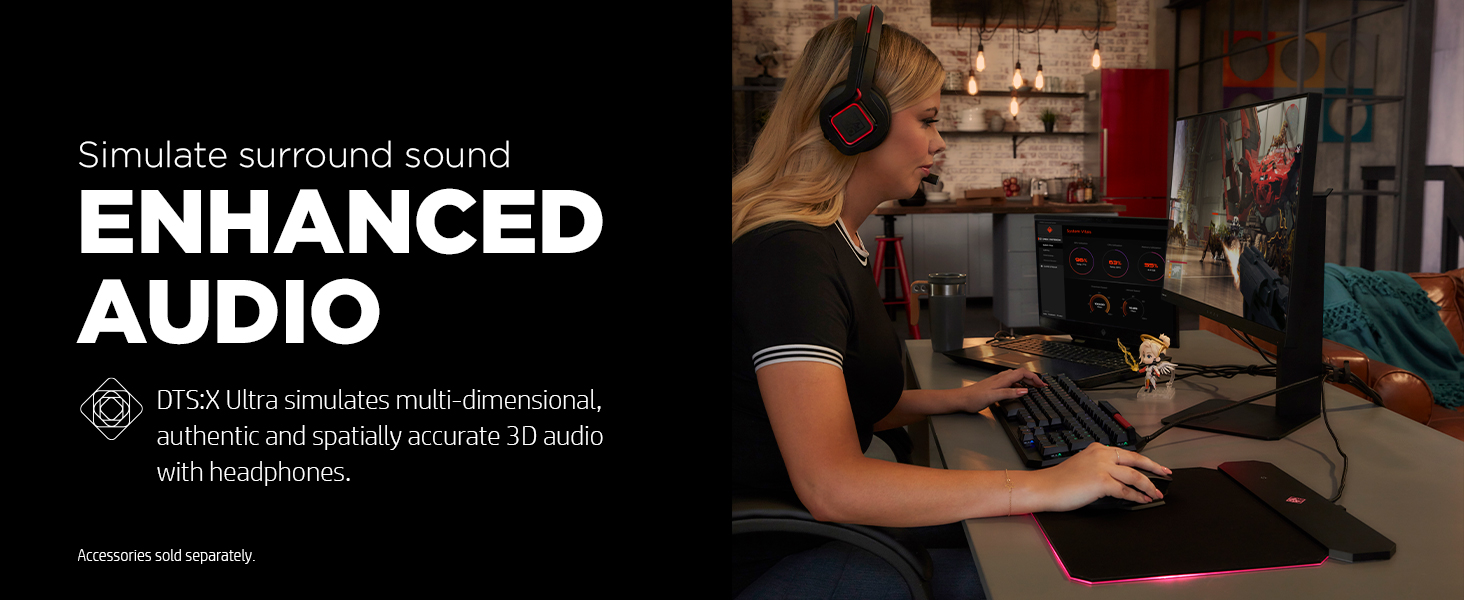 audio DTS DTS:X Ultra multi dimensional authentic spatially accurate 3d headphones headset sound