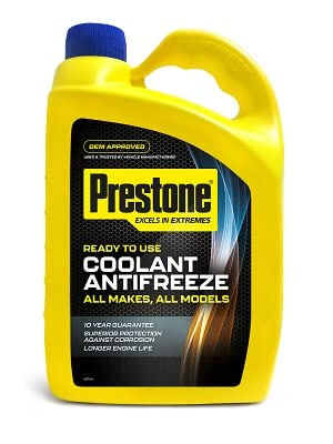 Prestone Loypafr0201a Frostschutzmittel Gebrauchsfertig 4 Liter Auto