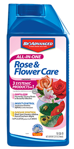 Rose & Flower Care