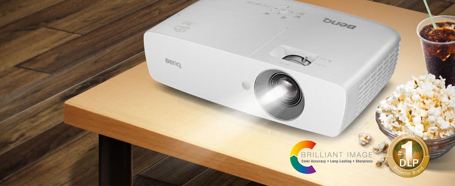 Benq Th683 Full Hd Home Entertainment Projektor Elektronik