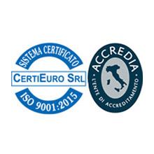 Marcapiuma Matelas certieuro 16333q qualité norme uni en ISO 9001:2015 assurance santé top