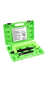 ball joint anchor pin press tool; press tools kit; pneumatic ball joint press; arm ball joint