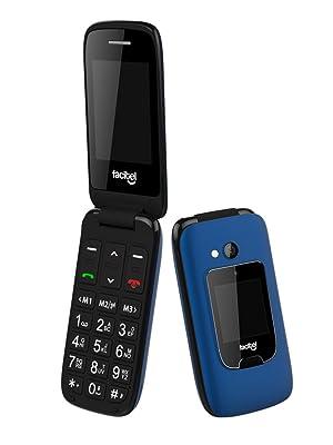 Facitel, Teléfono móvil fácil Uso para Personas Mayores