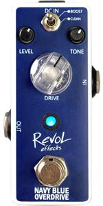 NAVY BLUE OVERDRIVE