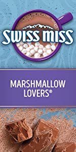 Swiss Miss Marshmallow lovers hot chocolate