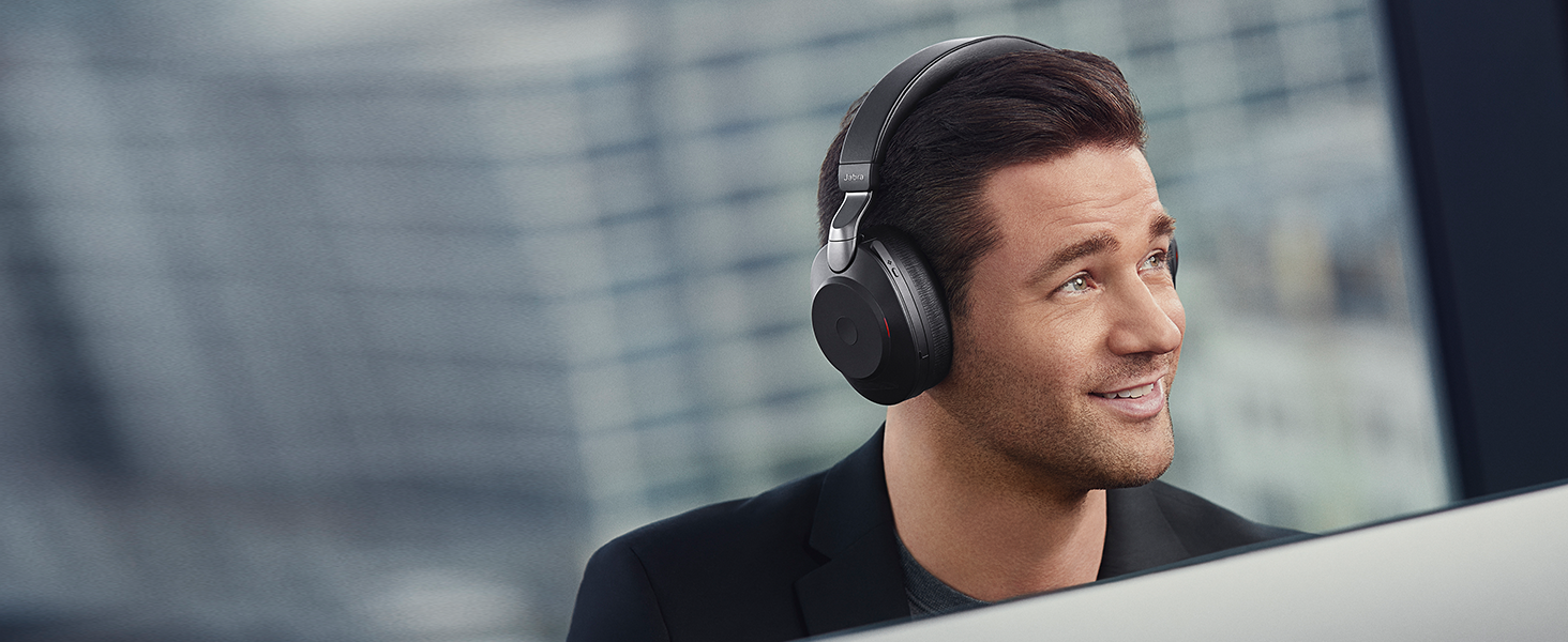 Feel the noise around you instantly fade. Our new design cancels 48% more of the noise around you.