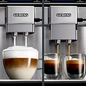 Höhenverstellbarer Kaffeeauslauf: Viel Komfort für mehr Genuss
