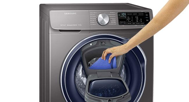 Samsung - Lavadora QuickDrive™ Serie 7 9kg WW90M76FNOO, A+++, 85 x ...