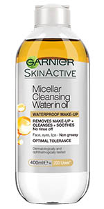 Micellar Water in oil