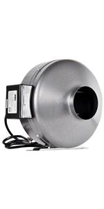 High CFM Inline Ducting Fan